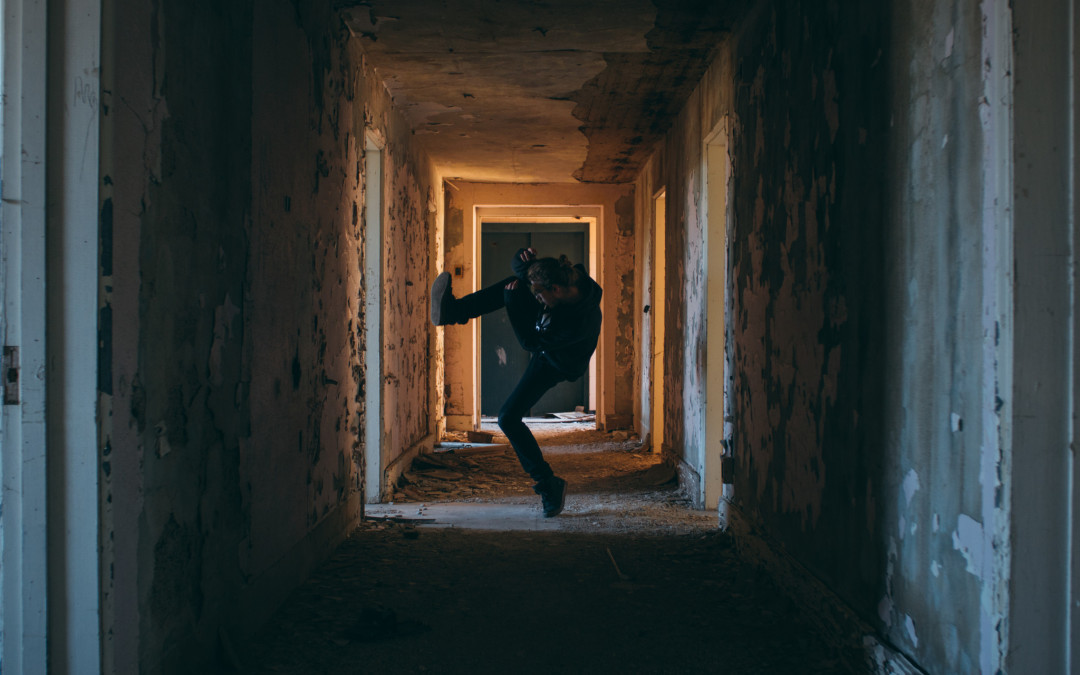 Dancing in Abandoned Places with Austen Browne