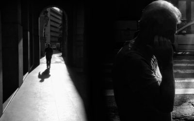 Blazing Sun and Hard Shadows – A Noir Chronicle by Leandro Leme