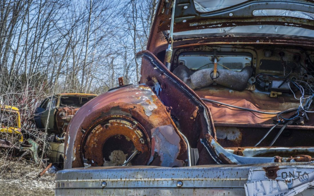 Love Turns to Rust